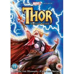 Thor: Tales of Asgard [DVD]